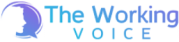 The Working Voice header logo